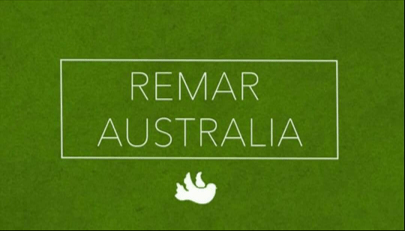 text logo Remar Australia