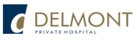 logo Delmont clinic